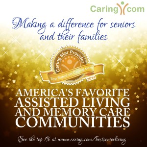 Best Senior Living Caring Stars Meme