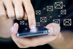 Send Email/Text Instead